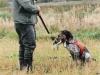 A good dog, a good gun and a good shooter! Jouni & \'Maya\'